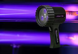 紫外線強度と距離の関係